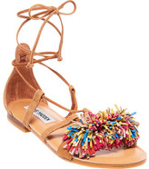 Steve Madden Women's Swizzle Gladiator Sandal