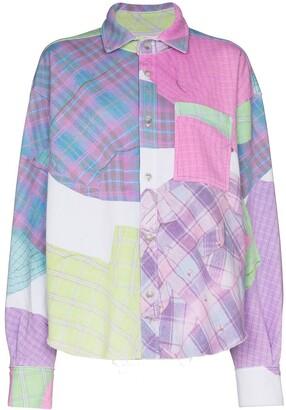 Natasha Zinko Check-Print Shirt