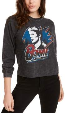 True Vintage Bowie Long-Sleeve T-Shirt