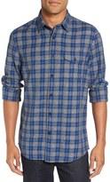 Nordstrom Men's Trim Fit Lumberjack Sport Shirt