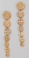 House Of Harlow 1960 Coin Drop Earrings