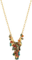 Gurhan Phoenician 24k Beaded Tassel Necklace