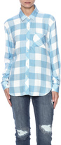 Southern Tide Hampton Buffalo Check Top
