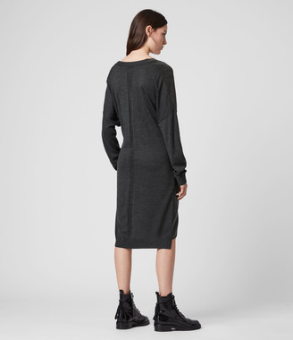 AllSaints Lorca Dress