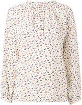 Vanessa Bruno floral print blouse