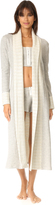 Only Hearts French Terry Midi Robe