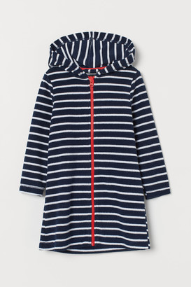 H&M Hooded dressing gown