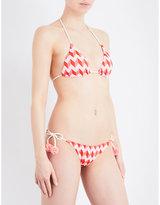 Heidi Klein x Sophie Anderson Palomino bikini top