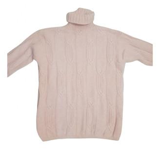 Benetton Pink Wool Knitwear
