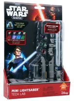 Star Wars Star WarsTM Science Mini Lightsaber Tech Lab