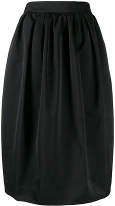 Rochas Full Midi Skirt