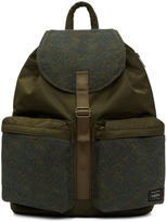 Missoni Green Porter Edition Backpack