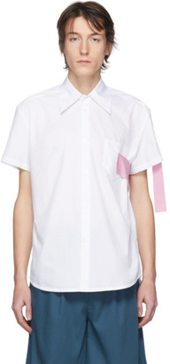 Namacheko White Wuuti Shirt