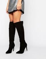 Little Mistress Knee Boot