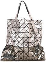 Bao Bao Issey Miyake graphic-print tote bag - women - Cotton/PVC - One Size