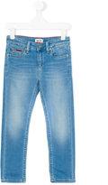 Tommy Hilfiger Junior stonewashed jeans