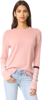 Freecity Strike Sleeve Cashmere Sweater