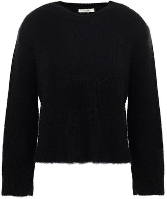 The Row Essea Cropped Cashmere Sweater