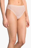 OnGossamer Women's High Cut Briefs
