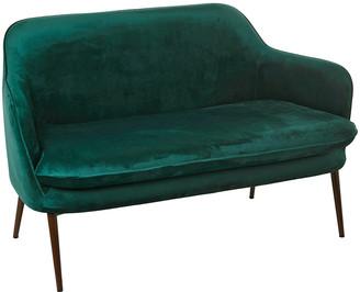 Pols Potten Charmy Velvet Sofa - Green