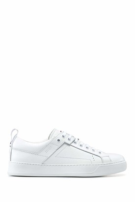 HUGO BOSS Women's Mayfair LaceSneakerC Sneaker