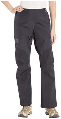 Arc'teryx Beta SL Pants (Black) Women's Casual Pants