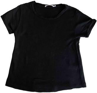 J Brand Black Linen Top for Women