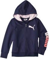 Puma Zip-Front Hoodie
