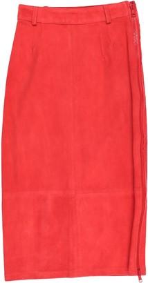 J. Lindeberg Knee length skirts