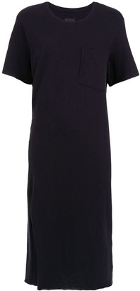 OSKLEN Straight Midi Dress