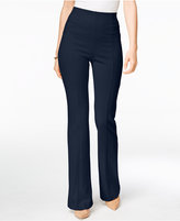 INC International Concepts Pull-On Bootcut Pants, Only at Macy's