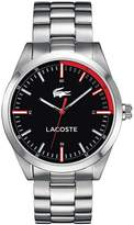 Lacoste Men's Montreal 2010730 Silver Stainless-Steel Quartz Watch