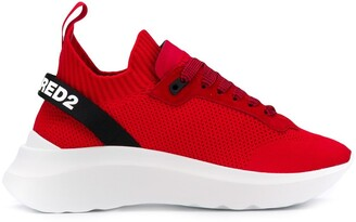 DSQUARED2 Lace Up Sneakers