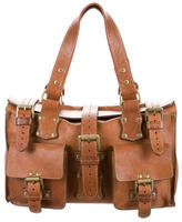 Mulberry Leather Roxanne Bag
