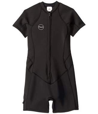 O'Neill Bahia 2/1 Full Zip Short Sleeve Spring Suit