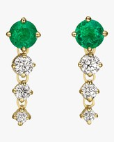 Chérut Round Chained Drop Earrings