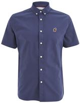 Penfield Men's Keystone Short Sleeve Shirt Navy