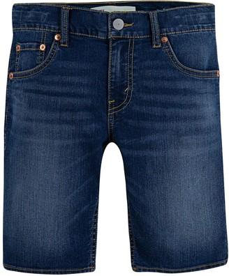 Levi's Boys 8-20 511 Slim-Fit Lightweight Denim Shorts
