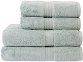 Christy Plush Towel - Duck Egg - Bath Sheet