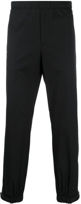 Prada Rear Patches Lightweight Trousers