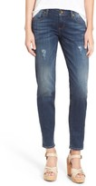 KUT from the Kloth Women's 'Catherine' Distressed Boyfriend Jeans