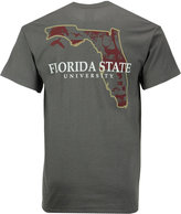 New World Graphics Men's Florida State Seminoles State Sportsman T-Shirt