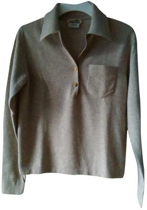 Hermes Beige Cashmere Knitwear for Women Vintage