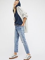 Levi's Leviâ€TMS 517 Cropped Boot Cut Jeans by at Free People
