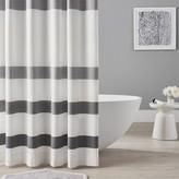 Pottery Barn Teen Organic Huntington Stripe Shower Curtain