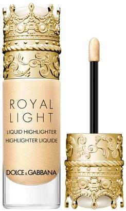 Dolce & Gabbana Royal Light Liquid Highlighter
