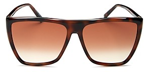 Givenchy Women's Flat Top Square Sunglasses, 60mm