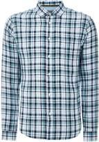 Linea Men's Whitehall Linen Check Shirt