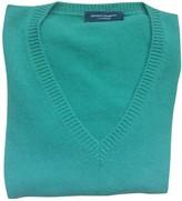 Bruno Manetti Green Cashmere Knitwear for Women
