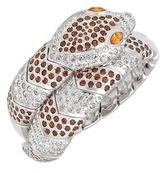 AZ Collection Streamlined Snake Cuff Bracelet